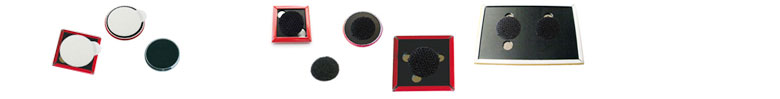velcro button, stick-on button