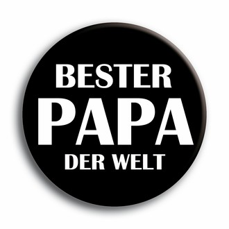 Bester Papa I 56mm Button