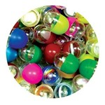 Refill buttons, 2,500 pcs. mixed