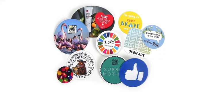 Eco Buttons with magnet