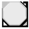 buttonshape-achteck