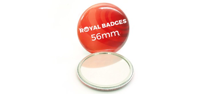 Mirror Badges