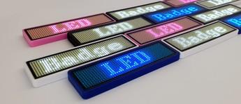 LED Namensschild Vorschaubild