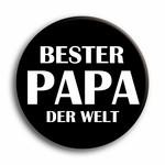 Bester Papa I 56mm Button Vorschaubild