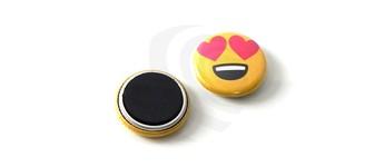 Emoji-Sets mit Kühlschrankmagnet Vorschaubild