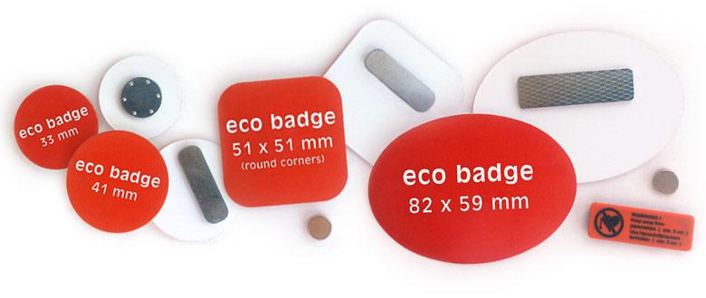Öko-Buttons, Magnetrückseiten