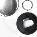 con apribottiglie, plastica e anello portachiavi Vorschaubild