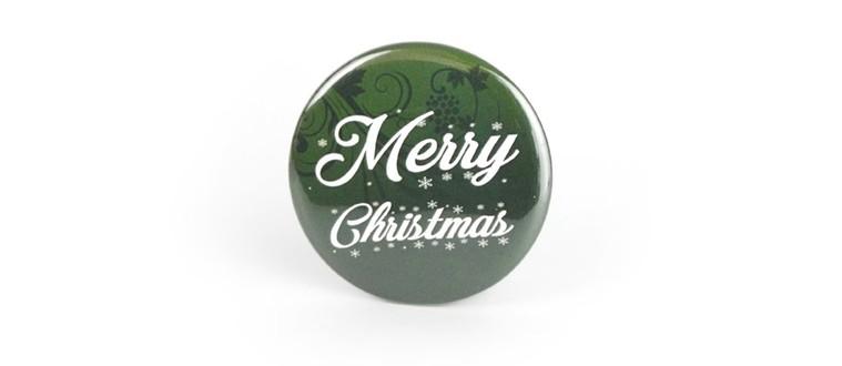 Merry Christmas - grün