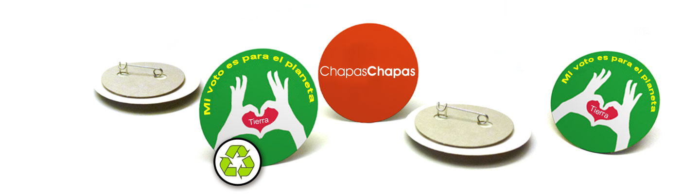 Chapas Ecológicas, Eco-Chapa