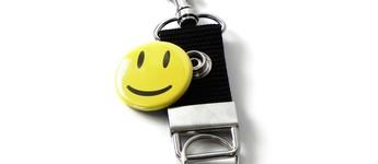 Schlüsselband mit Druckknopfbutton Vorschaubild