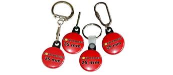 Key Chain Badges Vorschaubild