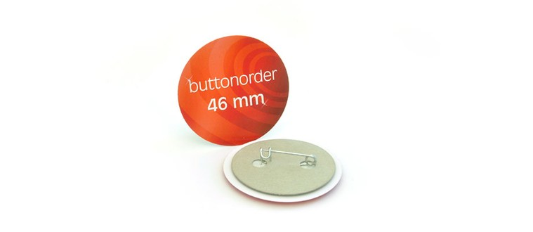 Eco Buttons with needle