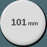 plantillas 101mm