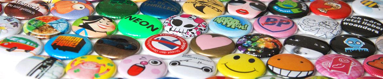 Buttons in vielen Größen