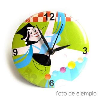 Chapas Reloj