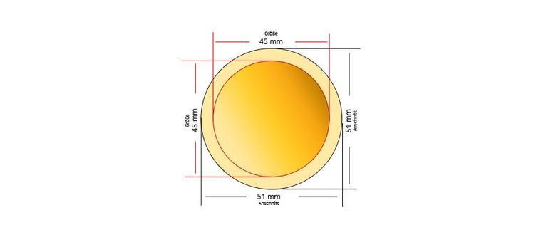 Rund/Oval