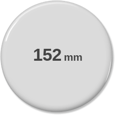 plantillas 152mm